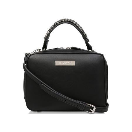 Casper Gem Handle Cross Body Bag