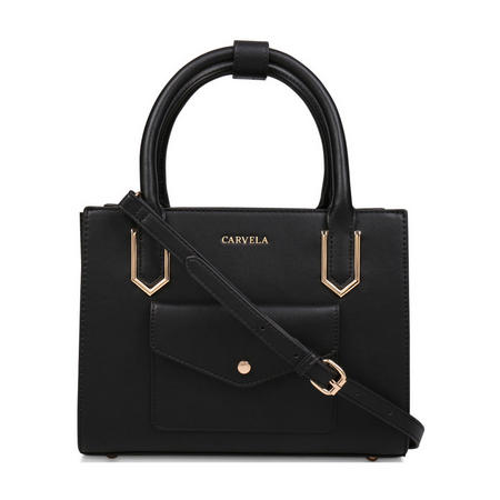 Caz Pocket Front Mini Tote