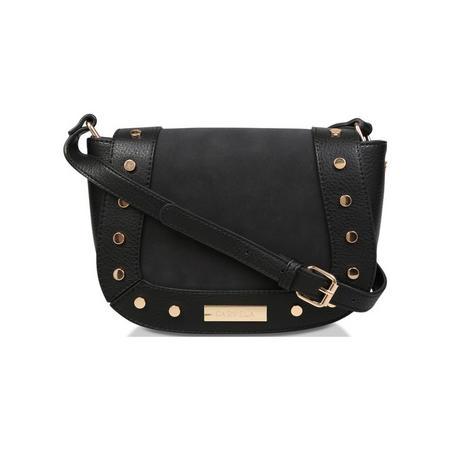 Connie Studded Saddle Bag