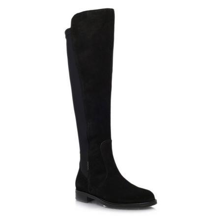 Walnut Knee High Boot