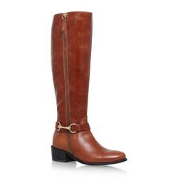 Waffle Knee High Boot