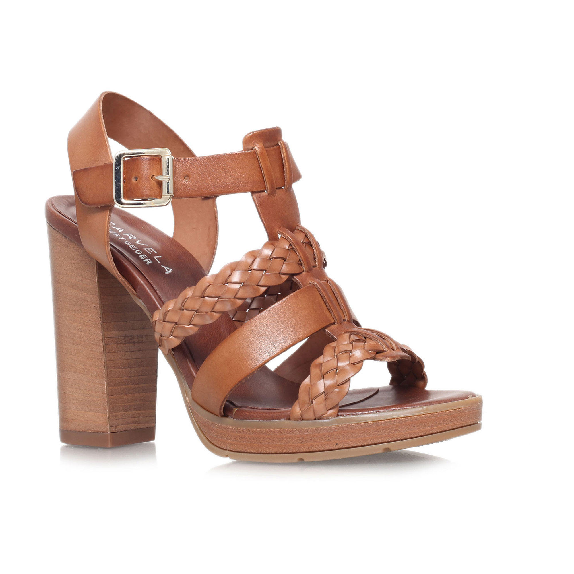 600057382331092800BROWN: Krill Sandal