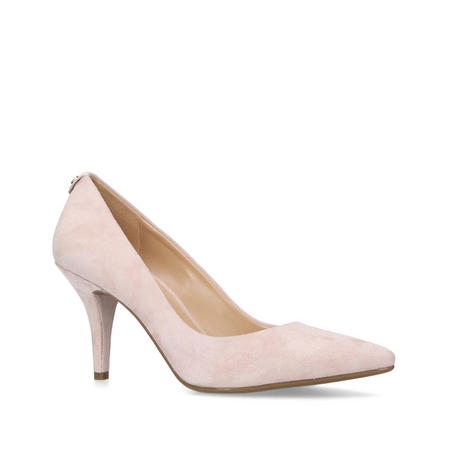 MK Flex Mid Pump Court Shoe Pink