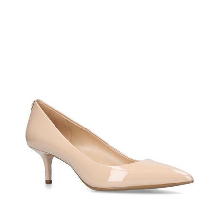 MK Flex Kitten Pump Court Shoe Pink