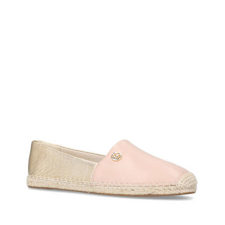 Kendrick Slip On Espadrille White