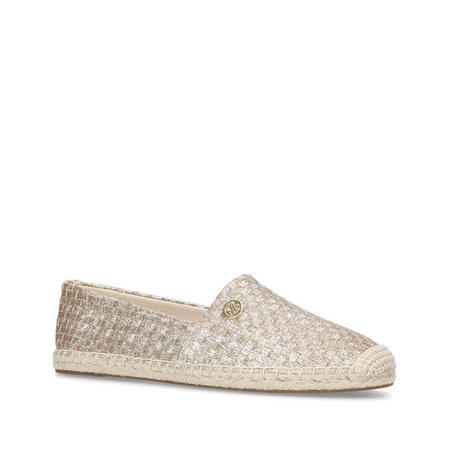 Kendrick Slip On Espadrille Gold-Tone