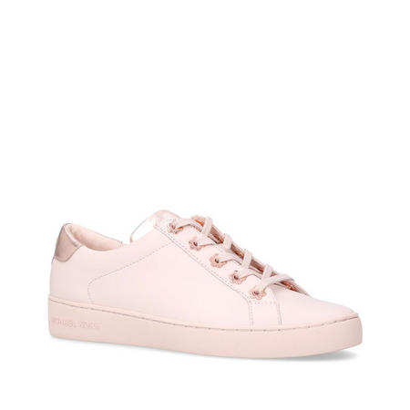 Irving Lace Up Trainer Pink