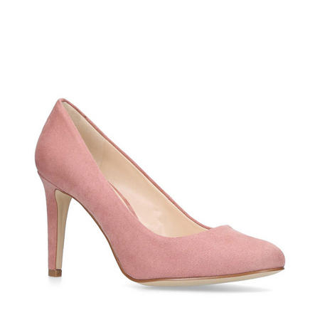Handjive Court Shoe Red