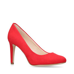 Handjive Court Shoe Red