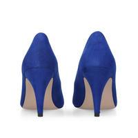 Libby Court Shoe Blue
