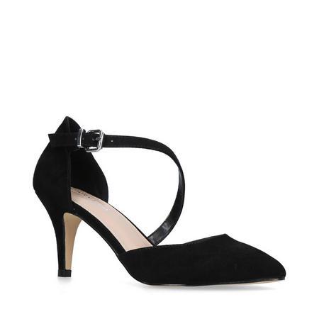 Kite Court Shoe Black