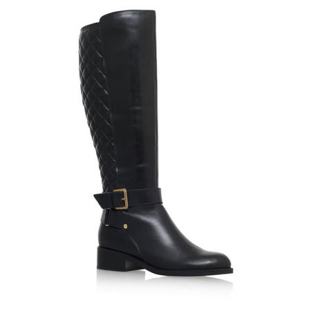 Polished Knee High Boot
