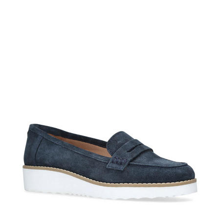 Mile Loafer Navy