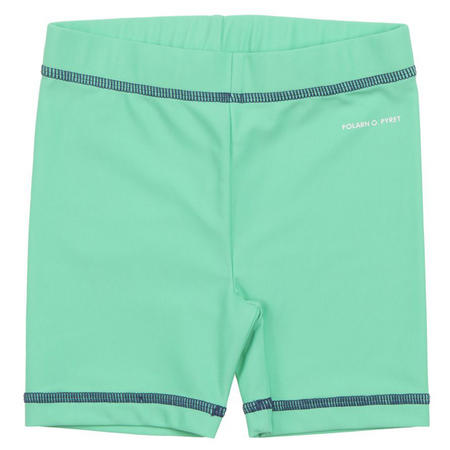 Babies UV Swim Shorts Green