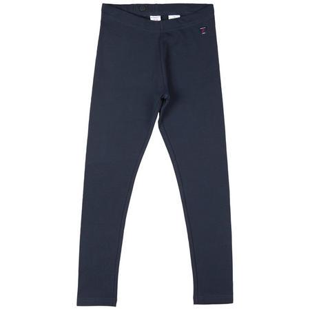Organic Cotton Leggings Navy
