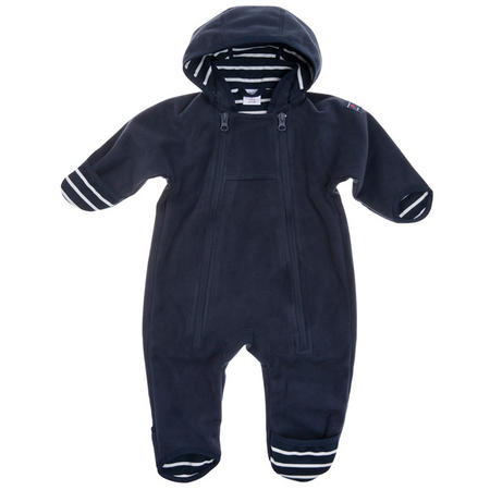 Babies Windfleece All-In-One Blue