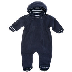 Babies Windfleece All-In-One Blue