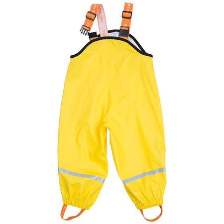 Babies Rain Trousers Yellow