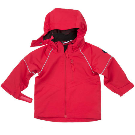 Babies Shell Jacket Red