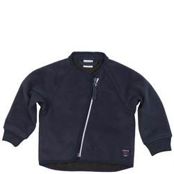 Babies Fleece Jacket Blue