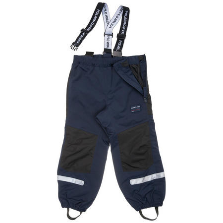 Kids Waterproof Trousers Blue