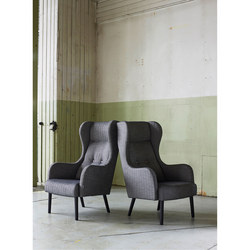 Lady High Back Armchair