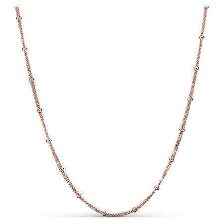 Pandora Rose Beaded Necklace