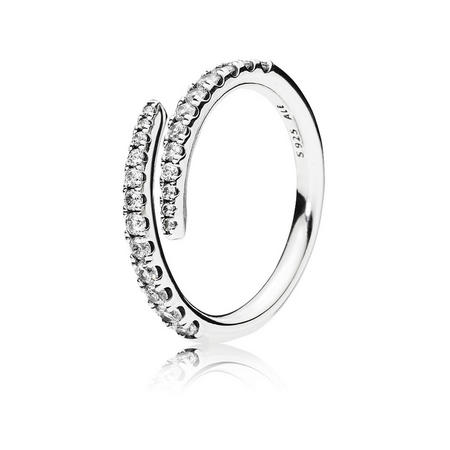 Shooting Star Ring Silver