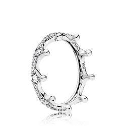 Enchanted Crown Ring Gold