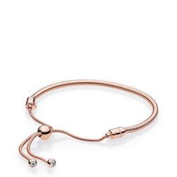 Moments Pandora Rose Sliding Bracelet Rose-Gold