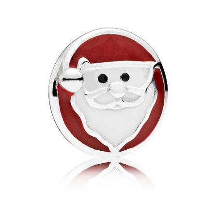 Jolly Santa Petite Charm