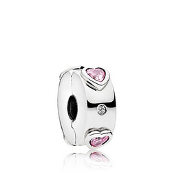 Explosion of Love Charm Pink