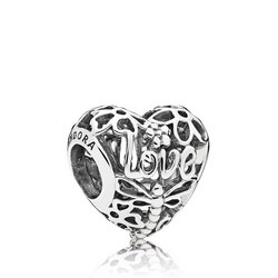 Promise Of Spring Charm Silver