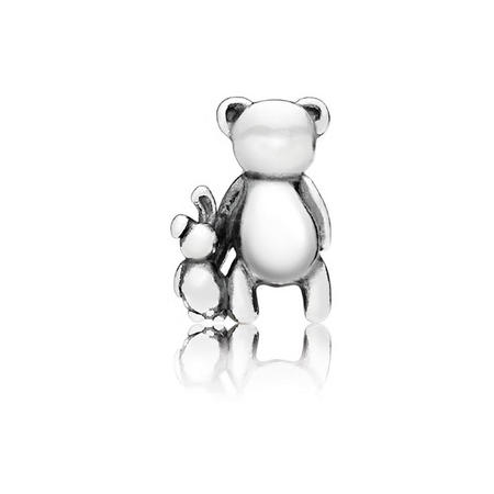 Perfect Pals Petites Charm Silver