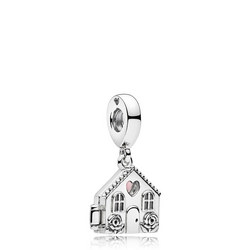 Perfect Home Charm Silver