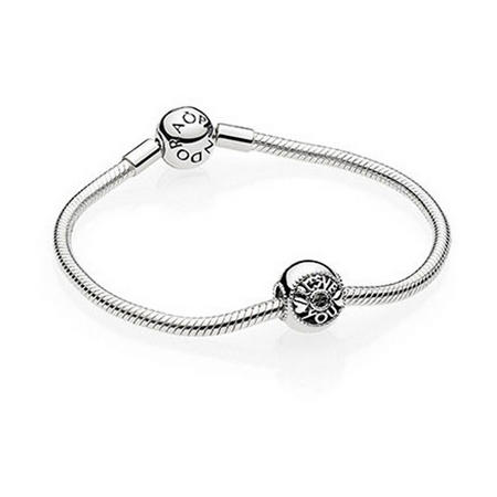 Eternal Love Bracelet Silver