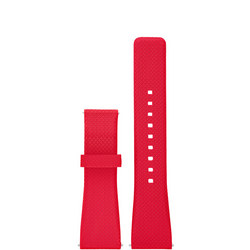 Watch Strap Red