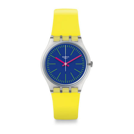 ACCECANTE Watch Yellow