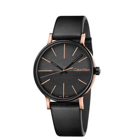 Boost Black Dial Watch Black