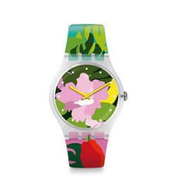 TROPICAL GARDEN Watch Multicolour