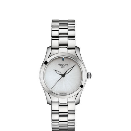 Silver Dial T-Wave Stainless Steel