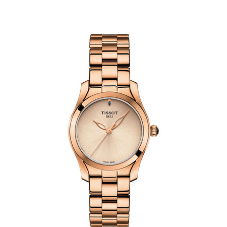 Cream Dial T-Wave Gold-Tone