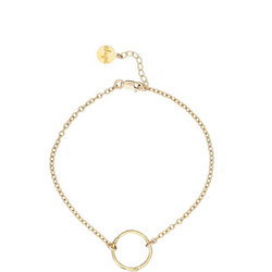 Hawthorn Twig Infinity Bracelet
