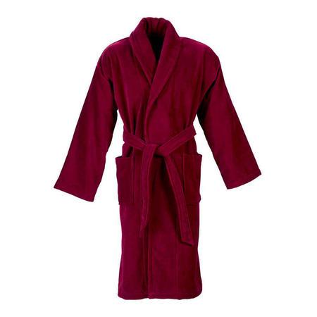 Supreme Bath Robe Raspberry