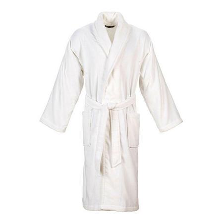 Supreme Bath Robe White