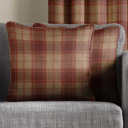 Brae Cushion Cover Sienna