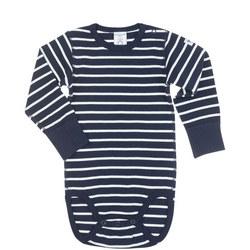 PO.P Stripe Bodysuit