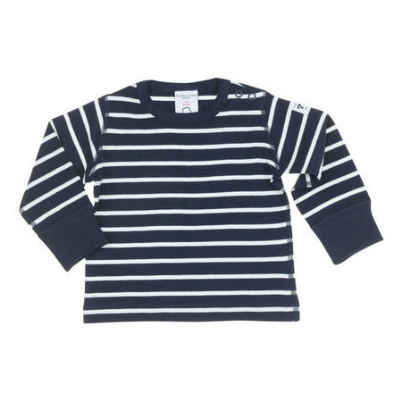 PO.P Stripe Top