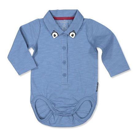 Baby Boys Babygrow Blue