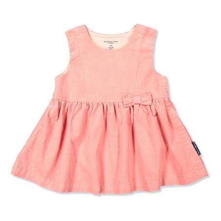 Baby Girl Corduroy Dress Pink